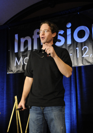 Speaking at InfusionCon 2009